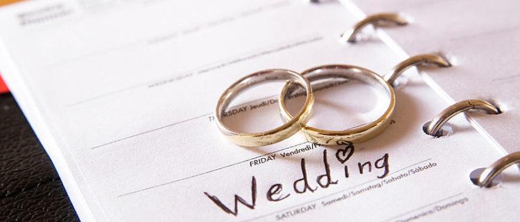 Le wedding planner pour un mariage réussi