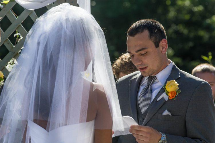 Bien rédiger les vœux de votre cérémonie de mariage