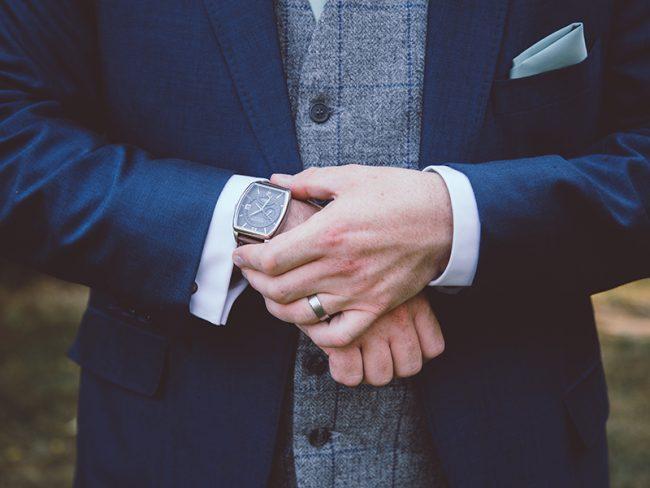 montre pour un mariage