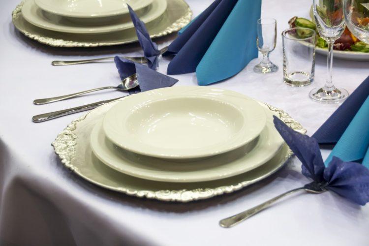 Quel type de vaisselle pour sa réception de mariage