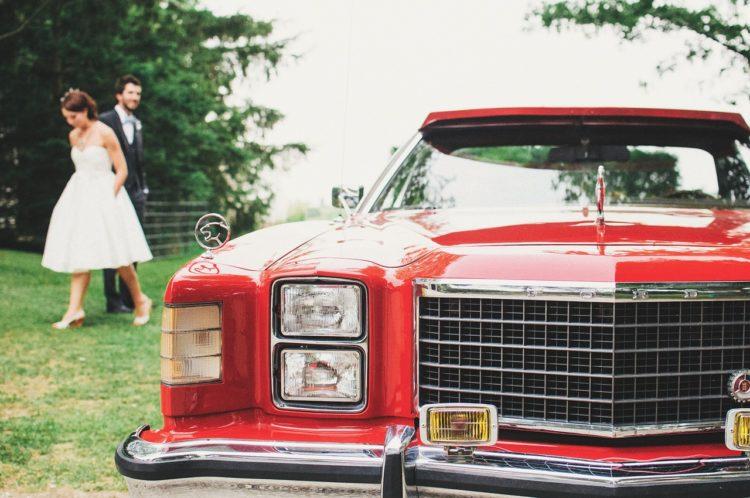 bien choisir une voiture pour son mariage
