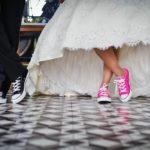 3 modèles de chaussures pour sublimer la tenue de la mariée