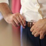 Accessoires du marié : comment choisir sa ceinture de mariage?