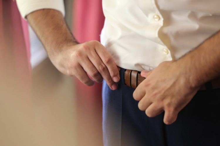 comment choisir sa ceinture de mariage