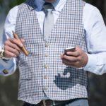 Tenue du marié : 3 critères pour choisir le gilet idéal à votre costume